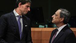 Παρέμβαση Ντράγκι στο Eurogroup για τα μη εξυπηρετούμενα και την αποχή των
