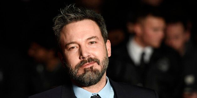 Ben Affleck arrives at the European Premiere of Live by Night at the British Film Institute in London, Britain January 11, 2017. REUTER/Dylan Martinez