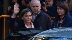 Καταλονία: Η πρόεδρος του κοινοβουλίου και πέντε βουλευτές ενώπιον του Ανωτάτου Δικαστηρίου. Κατηγορίες για «στάση» και
