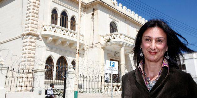 Η Κομισιόν καλεί την Μάλτα να βρει τους «βάρβαρους» δολοφόνους της δημοσιογράφου Ντάφνι Καρουάνα