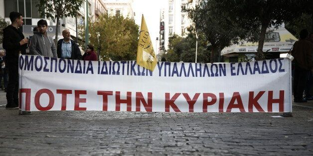 Κινητοποιήσεις σε Αθήνα και Θεσσαλονίκη για τα ανοιχτά καταστήματα την