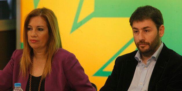 Αποτελέσματα εκλογών για τον πρόεδρος της Κεντροαριστεράς: Άνω του 41% για τη Γεννηματά, στο 25% ο Ανδρουλάκης