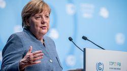 Μέρκελ: Η Γερμανία δεσμεύεται να κάνει περισσότερα για την κλιματική