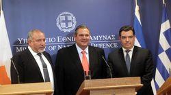 Τριμερής συνάντηση των Υπουργών Άμυνας Ελλάδας, Κύπρου και