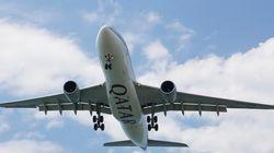 Αεροσκάφος της Qatar Airways προέβη σε αναγκαστική προσγείωση όταν επιβάτης ανακαλύπτει τον εξωσυζυγικό δεσμό του συζύγου