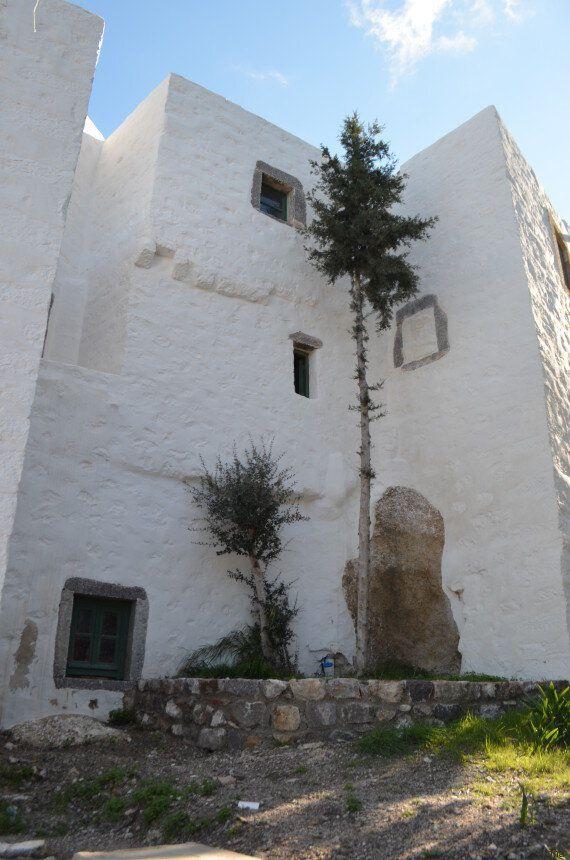 Το Σπήλαιο της Αποκάλυψης στην Πάτμο και τα «μυστικά» της αποκατάστασής
