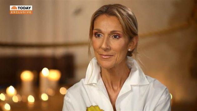 Céline Dion est en