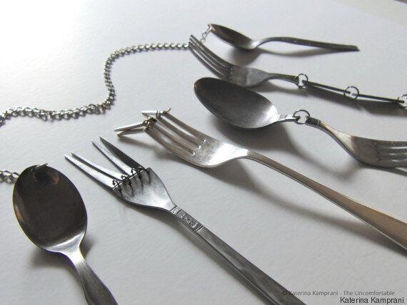 The Uncomfortable: Η Κατερίνα Καμπράνη σχεδιάζει χρηστικά αντικείμενα που δεν χρησιμεύουν