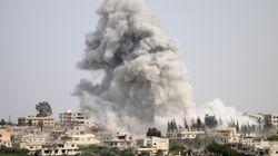 Συρία: Βομβάρδισαν αποθήκη με τρόφιμα και φάρμακα που περίμεναν