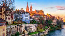 Κλείστε εισιτήριο από τώρα, γιατί όλοι θα θέλουν να ταξιδέψουν στη Βασιλεία της Ελβετίας μέσα στο