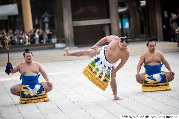 Ιαπωνία: Σκάνδαλο στο σούμο- ο πρωταθλητής διερευνάται για επίθεση με μπουκάλι σε