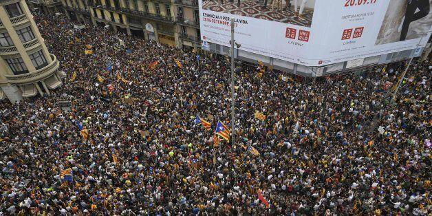 Ισπανία: Μεγάλη άνοδος της ανεργίας καταγράφεται στην Καταλονία καθώς η πολιτική κρίση