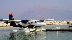 Ξεκίνησαν από το λιμάνι της Κέρκυρας οι πρώτες δοκιμαστικές πτήσεις υδροπλάνωνστην