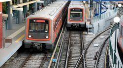 (Upd) Καλή εβδομάδα και καλή ταλαιπωρία: Στάση εργασίας σε Προαστιακό και τρένα και