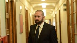 Τζανακόπουλος: Ζητά εξηγήσεις από Μητσοτάκη για την εμπλοκή της Μαρέβας Γκραμπόφσκι στα Paradise