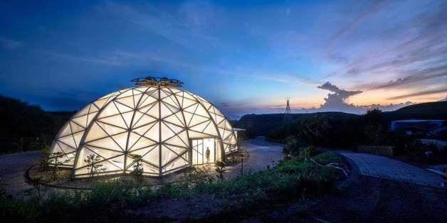Ταϊβάν: Βραβείο αρχιτεκτονικής σε εγκαταλελειμμένη στρατιωτική βάση που μετετράπη σε πανέμορφο πάρκο...
