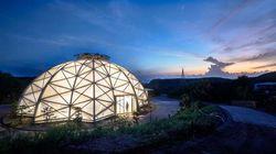 Ταϊβάν: Βραβείο αρχιτεκτονικής σε εγκαταλελειμμένη στρατιωτική βάση που μετετράπη σε πανέμορφο πάρκο με