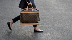 Ο οίκος Louis Vuitton «ταξιδεύει» με τις αποσκευές του στην ιστορία
