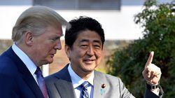 Ο Τραμπ, η Ιαπωνία και η διπλωματία του