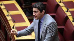 Αντιπαράθεση ΣΥΡΙΖΑ - Αυγενάκη για δημοσίευμα της εφημερίδας