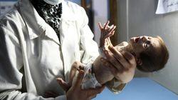 Ο τραγικός θάνατος ενός νεογέννητου στη Συρία τονίζει τη βαρβαρότητα του πολέμου του