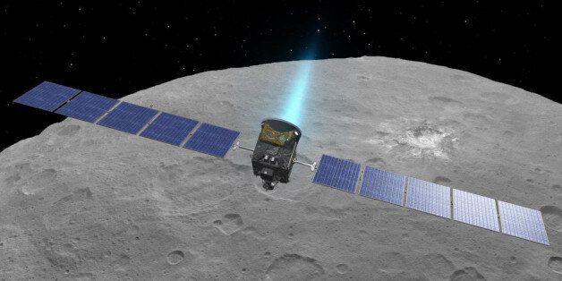 Η NASA έδωσε μια δεύτερη (και τελευταία) παράταση στην αποστολή Dawn στη