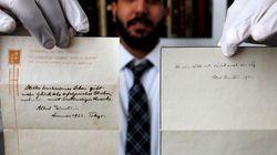 Ένα σημείωμα με οδηγίες για την επίτευξη της ευτυχίας που έγραψε ο Αϊνστάιν, πωλήθηκε έναντι 1,56 εκατ.
