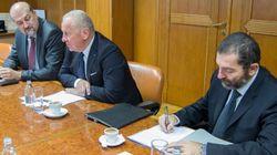 EKO Serbia: Συνάντηση του διευθυντή της «Ελληνικά Πετρέλαια» Στεργιούλη με τον Υπουργό Μεταλλείων