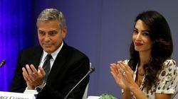 Ο George Clooney κατά των εγκλημάτων πολέμου και της διαφθοράς στην