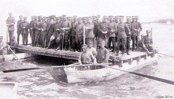 «Έρχεται το Ελληνικό!»: Όταν ο στρατός έμπαινε στη Χαλάστρα Θεσσαλονίκης πριν από 105