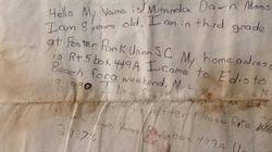 Έριξε μπουκάλι με γράμμα στον ωκεανό. Εικοσιεννέα χρόνια μετά βρέθηκε 90 μίλια