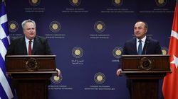 Θέμα έκδοσης των Τούρκων στρατιωτικών έθεσε ο Τσαβούσογλου στον Κοτζιά. Κυπριακό και μεταναστευτικό στην