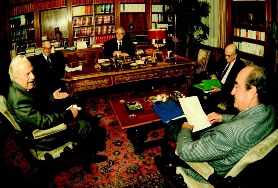 Συνάντηση του Προέδρου...