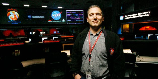 Jet Propulsion Laboratory scientist Barry Goldstein, project manager for NASA's Phoenix Mars Lander,...
