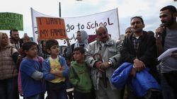 Απεργία πείνας από πρόσφυγες στην πλατεία