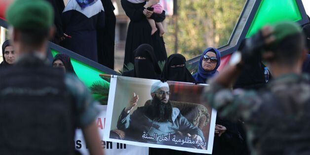 / AFP PHOTO / Mahmoud ZAYYAT (Photo credit should read MAHMOUD ZAYYAT/AFP/Getty