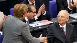 Τέλος ο Σόιμπλε από το υπουργείο Οικονομικών. Ανέλαβε πρόεδρος της γερμανικής