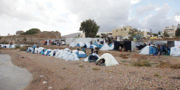 Χίος: Κλείνει ο καταυλισμός στη Σούδα. Κακή η κατάσταση λόγω υπερπληθυσμού στη ΒΙΑΛ. Πρόσφυγες και πάλι...
