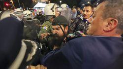 Θεσσαλονίκη: Τρεις συλλήψεις για την επεισοδιακή διαμαρτυρία κατά της «Ώρας του
