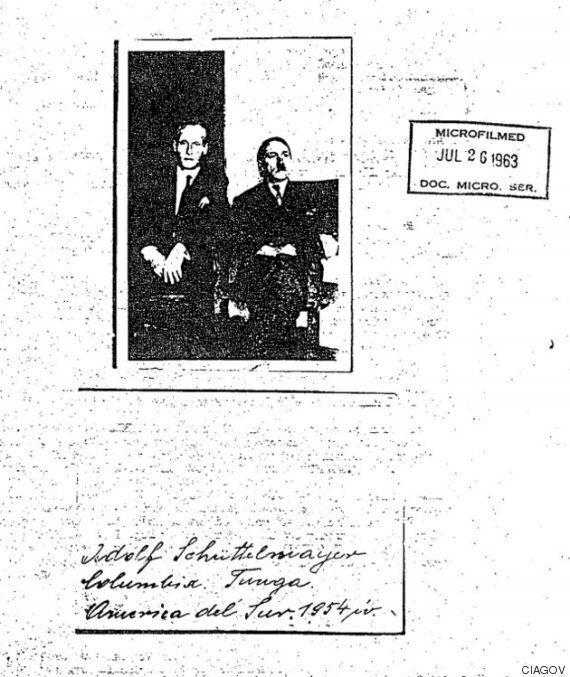 O Αδόλφος Χίτλερ «απέδρασε από τη Γερμανία και διέφυγε στην Κολομβία» ισχυρίζεται αναφορά σε αποχαρακτηρισμένο...