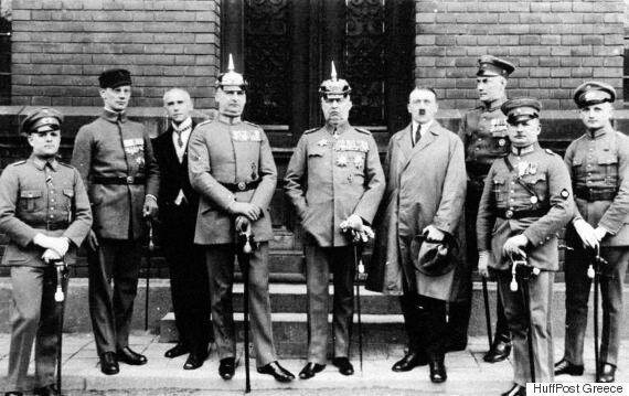 «Το Κρυφό Ημερολόγιο του Χίτλερ». Ο συγγραφέας Χάρης Βλαβιανός ψυχογραφεί τον παράφρονα του 20ου