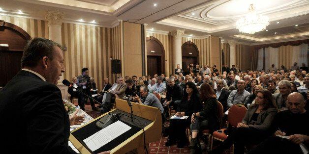 Κατάρτιση αναπτυξιακού σχεδίου στο περιφερειακό συνέδριο για την ανασυγκρότηση της οικονομίας στη