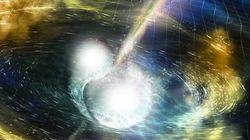 Χρυσός, πλατίνα, και βαρυτικά κύματα: Νέα εποχή στην αστρονομία χάρη στη σύγκρουση δύο αστέρων