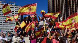Συγκεντρώσεις κατά της απόσχισης της Καταλονίας στην