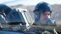 Πέταξε, πέταξε με F-16 ο