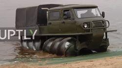Αυτό είναι (πιθανότατα) το πιο παράξενο όχημα που έχετε δει