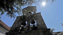 Πένθιμα ηχούν (ξανά) οι καμπάνες της Μητρόπολης Καλαβρύτων ως διαμαρτυρία στο νόμο για την ταυτότητα