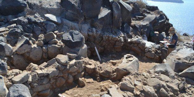 Στο φως προϊστορικός οικισμός της Εποχής του Χαλκού στη