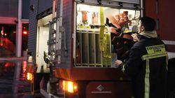 Πυρκαγιά σε κτίριο στη