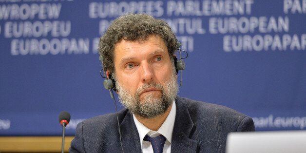 BRUSSELS, BELGIUM - DECEMBER 11: Member of the International Peace and Reconciliation Initiative (IPRI)...